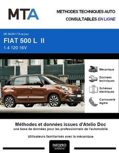 MTA Fiat 500L phase 2