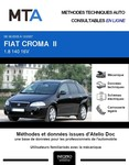 MTA Fiat Croma II break phase 1