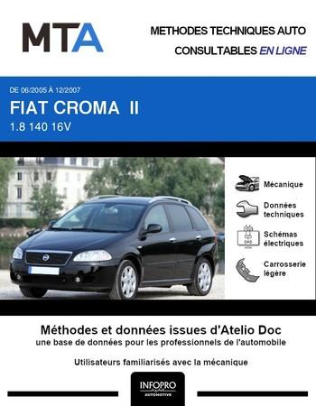 MTA Fiat Croma II break phase 1