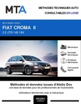 MTA Fiat Croma II  break phase 2