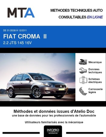MTA Fiat Croma II  break phase 2