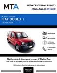 MTA Fiat Doblo I  break phase 1