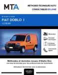 MTA Fiat Doblo I  fourgon 3p phase 1