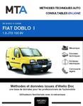 MTA Fiat Doblo I  fourgon 4p phase 1