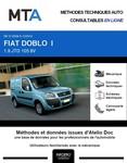 MTA Fiat Doblo I  fourgon 4p phase 2