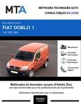 MTA Fiat Doblo I  fourgon 5p phase 2