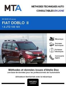 MTA Fiat Doblo II 4p phase 2