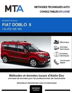MTA Fiat Doblo II 5p phase 2