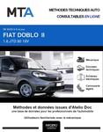 MTA Fiat Doblo II  chassis cabine phase 2