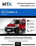 MTA Fiat Fiorino III  fourgon 3p phase 2