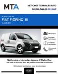 MTA Fiat Fiorino III  fourgon 4p phase 2