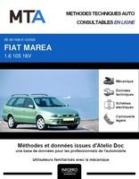 MTA Fiat Marea break