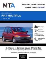 MTA Fiat Multipla phase 1