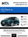 MTA Fiat Punto III 3p phase 1