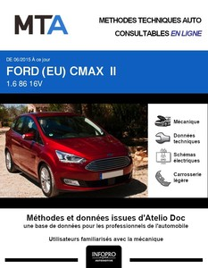 MTA Ford C-Max II phase 2