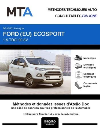 MTA Ford Ecosport phase 2