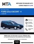 MTA Ford Escort VI fourgon 3p