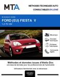 MTA Ford Fiesta V 3 portes phase 1