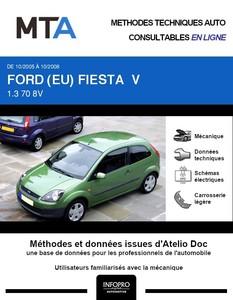 MTA Ford Fiesta V 3 portes phase 2