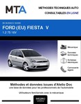 MTA Ford Fiesta V 5 portes phase 1