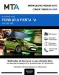 MTA Ford Fiesta VI 3 portes phase 1