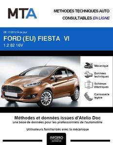 MTA Ford Fiesta VI 3 portes phase 2