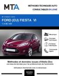 MTA Ford Fiesta VI 5 portes phase 1