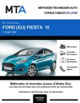 MTA Ford Fiesta VI 5 portes phase 2
