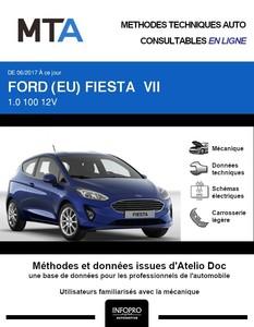MTA Ford Fiesta VII 3 portes