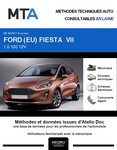 MTA Ford Fiesta VII 5 portes