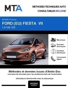 MTA Ford Fiesta VII 5 portes