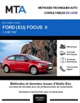 MTA Ford Focus II 3 portes phase 2