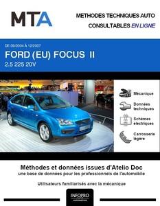 MTA Ford Focus II 5 portes phase 1