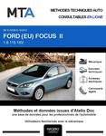 MTA Ford Focus II 5p phase 2