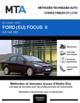 MTA Ford Focus II berline phase 2