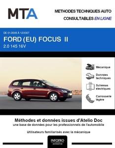MTA Ford Focus II break phase 1