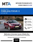 MTA Ford Focus II cabriolet phase 2