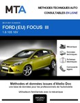 MTA Ford Focus III 5 portes phase 1