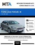 MTA Ford Focus III berline phase 2