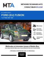 MTA Ford Fusion phase 2
