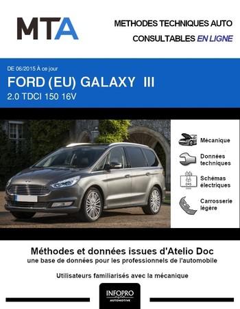 MTA Ford Galaxy III