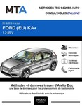 MTA Ford Ka III (Ka+) berline