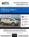 MTA Ford Kuga II phase 1