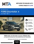 MTA Ford Kuga II phase 2