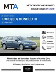 MTA Ford Mondeo III  break phase 1