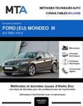 MTA Ford Mondeo III break phase 2