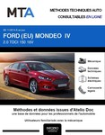 MTA Ford Mondeo IV 5p phase 1