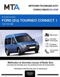 MTA Ford Tourneo Connect I phase 1
