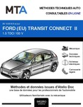 MTA Ford Transit Connect II fourgon 4p phase 2