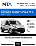 MTA Ford Transit Connect II fourgon 5p